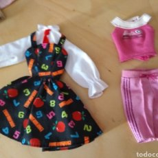 Barbie y Ken: LOTE ROPA ORIGINAL DE BARBIE. Lote 170891073