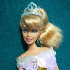 Barbie y Ken: BARBIE. COLECCIÓN PRINCESAS ? MATTEL.. Lote 170909110