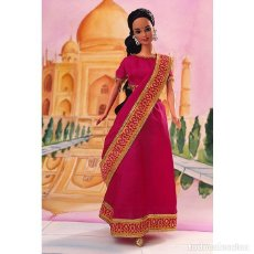 Barbie y Ken: BARBIE COLLECTOR DOLLS OF THE WORLD INDIA. Lote 170973485