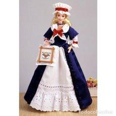 Barbie y Ken: BARBIE COLLECTOR AMERICA STORIES COLONIAL. Lote 170973855