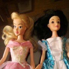 Barbie y Ken: DOS PRINCESAS DISNEY. Lote 171001567