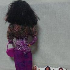 Barbie y Ken: MUÑECA BARBIE TERESA HOLLYWOOD NAILS MATTEL . Lote 171729385