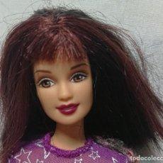 Barbie y Ken: MUÑECA BARBIE TERESA HOLLYWOOD NAILS MATTEL. Lote 171729385