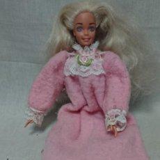 Barbie y Ken: MUÑECA BARBIE BEDTIME DE MATTEL. Lote 171731483