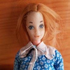 Barbie y Ken: BARBIE VINTAGE 1966 HECHA EN KOREA. Lote 171816802