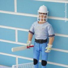 Barbie y Ken: MUÑECO CLON DE KEN O ACTION MAN, JUGADOR DE CRICKET. Lote 172032433