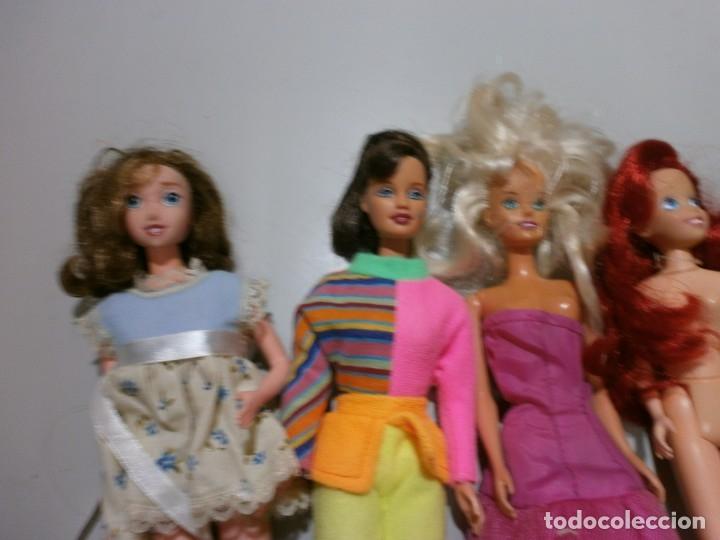 Barbie y Ken: lote de barbie y similares - Foto 2 - 172332828