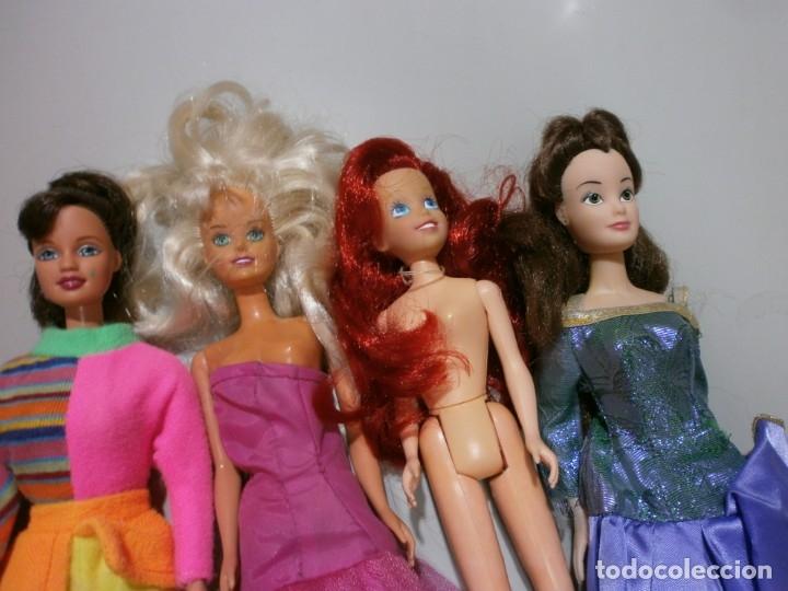 Barbie y Ken: lote de barbie y similares - Foto 3 - 172332828