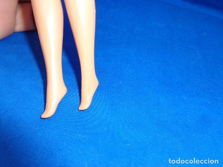 Barbie y Ken: BARBIE - BONITA MUÑECA BARBIE PELO CASTAÑO EN LA NUCA MATTEL INC 1990 VER FOTOS! SM - Foto 10 - 173871902