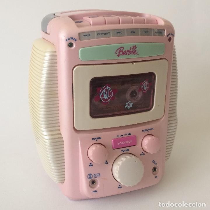 Barbie y Ken: KARAOKE BARBIE CASETTE - Foto 2 - 174045403