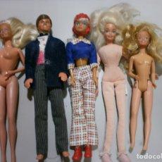 Barbie y Ken: LOTE DE BARBIE Y SIMILARES. Lote 174082673