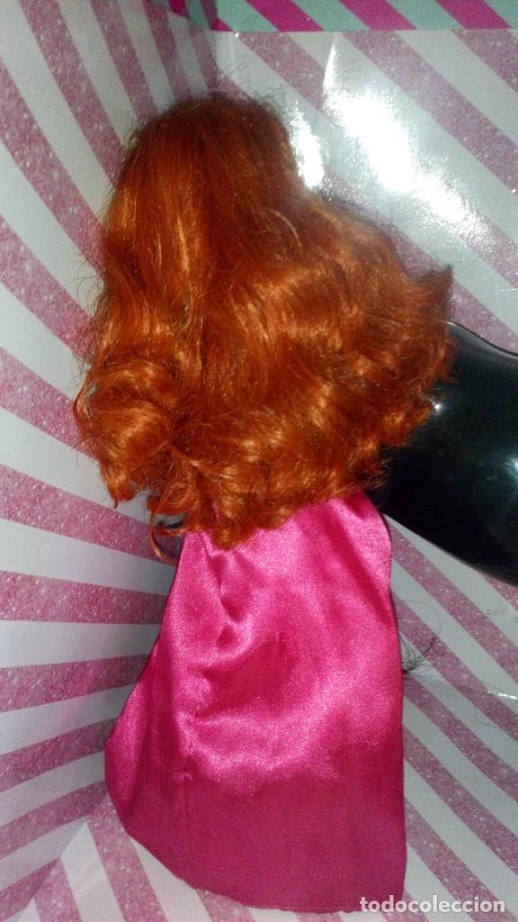 Barbie y Ken: PRECIOSA MUÑECA MERIDA Y SU CABALLO ANGUS DE BRAVE - DISNEY - PIXAR - MATTEL- 2011, DOLL,POUPEE - Foto 3 - 174196194