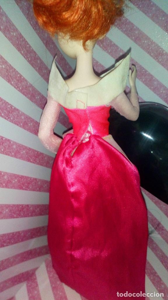 Barbie y Ken: PRECIOSA MUÑECA MERIDA Y SU CABALLO ANGUS DE BRAVE - DISNEY - PIXAR - MATTEL- 2011, DOLL,POUPEE - Foto 4 - 174196194