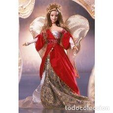 Barbie y Ken: BARBIE COLLECTOR HOLYDAY ANGEL 2001. Lote 174221278