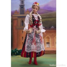 Barbie y Ken: BARBIE COLLECTOR DOLLS OF THE WORLD POLISH. Lote 174221417