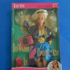 Barbie e Ken: MUÑECA BARBIE SEA HOLIDAY CRUSEIRE DE REVE TRAUMSCHIFF. MATTEL. 1992.. Lote 174603057