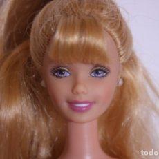 Barbie y Ken: BARBIE SWEET TREATS CON PENDIENTES ORIGINALES - MATTEL, 1998. Lote 176015237
