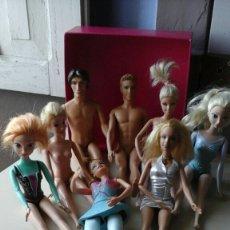 Barbie y Ken: LOTE BARBIES. Lote 176186014