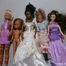 Barbie y Ken: Nº5 LOTE DE BARBIE Y SIMILARES. Lote 176188420