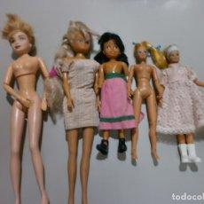 Barbie y Ken: Nº7 LOTE DE BARBIE Y SIMILARES. Lote 176188504