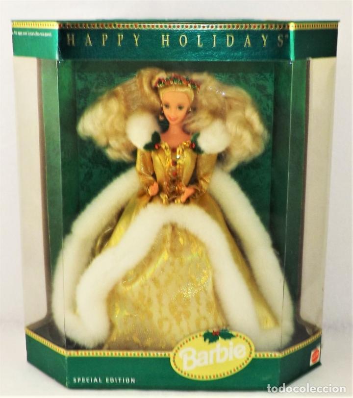Barbie y Ken: Barbie de Mattel. Happy Holidays - Foto 2 - 176325915
