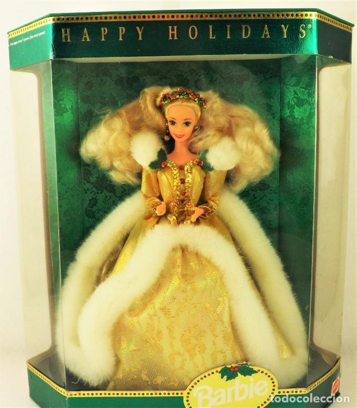 Barbie y Ken: Barbie de Mattel. Happy Holidays - Foto 3 - 176325915