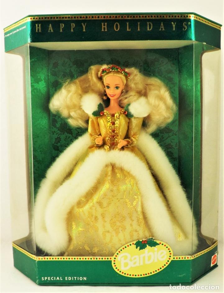 Barbie y Ken: Barbie de Mattel. Happy Holidays - Foto 4 - 176325915