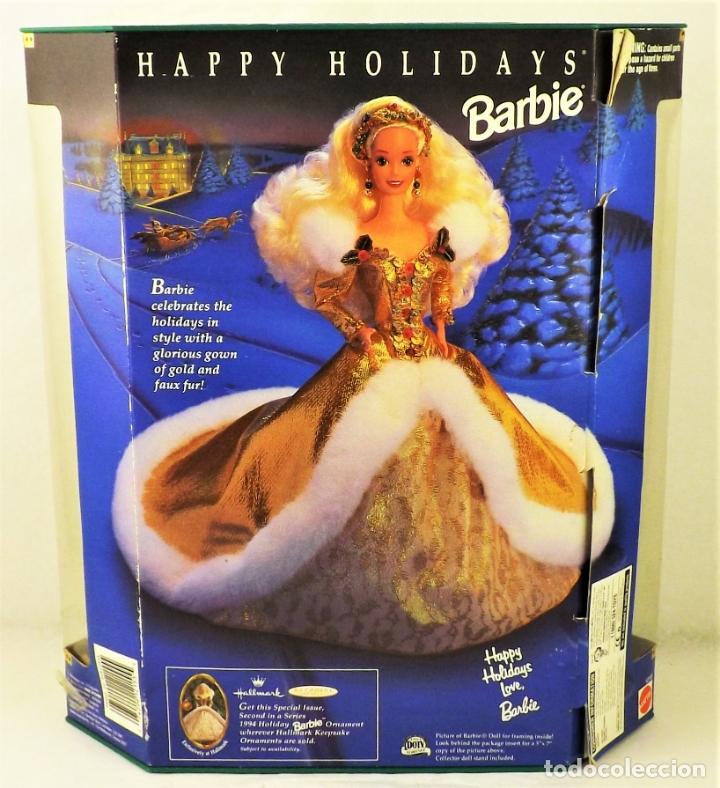 Barbie y Ken: Barbie de Mattel. Happy Holidays - Foto 5 - 176325915
