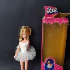 Barbie y Ken: MUÑECA BARBIE BALLERINA TAIWAN 1983 EN CAJA BAILARINA. Lote 176604672
