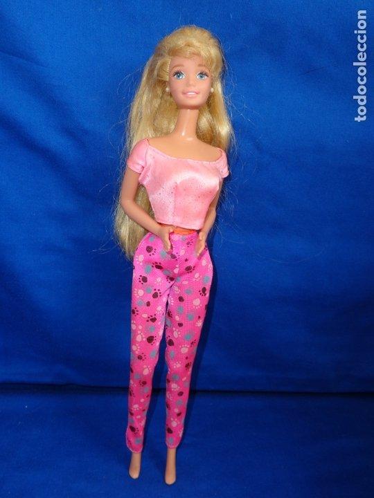 Barbie y Ken: BARBIE - ANTIGUA MUÑECA BARBIE EN LA NUCA MATTEL INC 1976, EN MUY BUEN ESTADO! SM - Foto 2 - 176695344