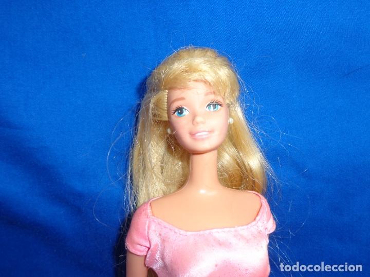 Barbie y Ken: BARBIE - ANTIGUA MUÑECA BARBIE EN LA NUCA MATTEL INC 1976, EN MUY BUEN ESTADO! SM - Foto 3 - 176695344