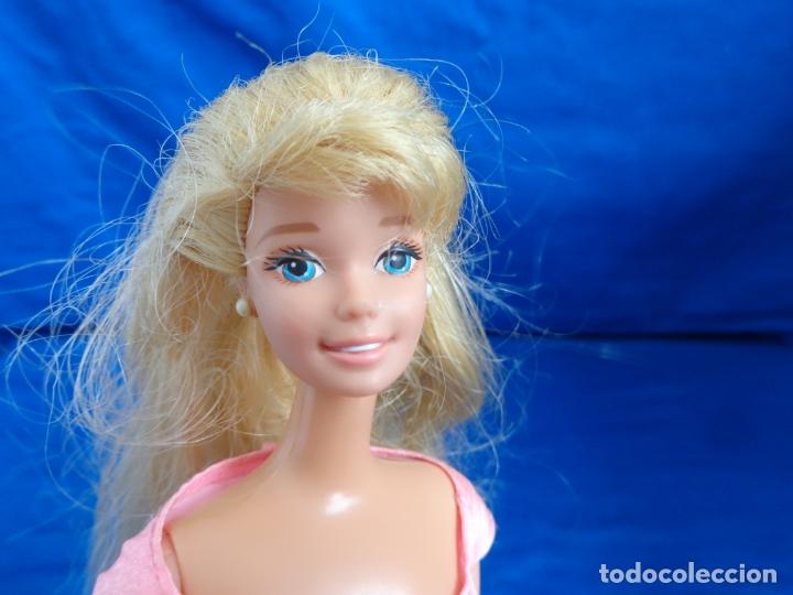Barbie y Ken: BARBIE - ANTIGUA MUÑECA BARBIE EN LA NUCA MATTEL INC 1976, EN MUY BUEN ESTADO! SM - Foto 14 - 176695344