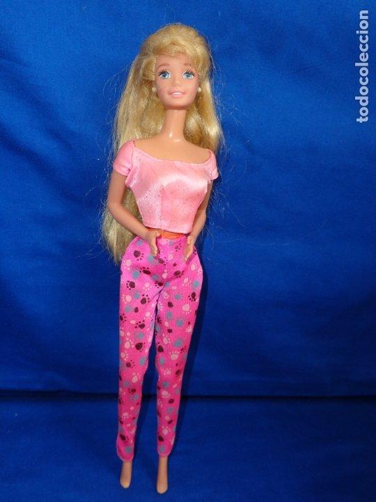 BARBIE - ANTIGUA MUÑECA BARBIE EN LA NUCA MATTEL INC 1976, EN MUY BUEN ESTADO! SM (Juguetes - Muñeca Extranjera Moderna - Barbie y Ken)
