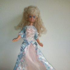 Barbie y Ken: PRECIOSA SKIPPER BARBIE MATTEL 1987 VESTIDA PRINCESA ERIKA. Lote 177375784