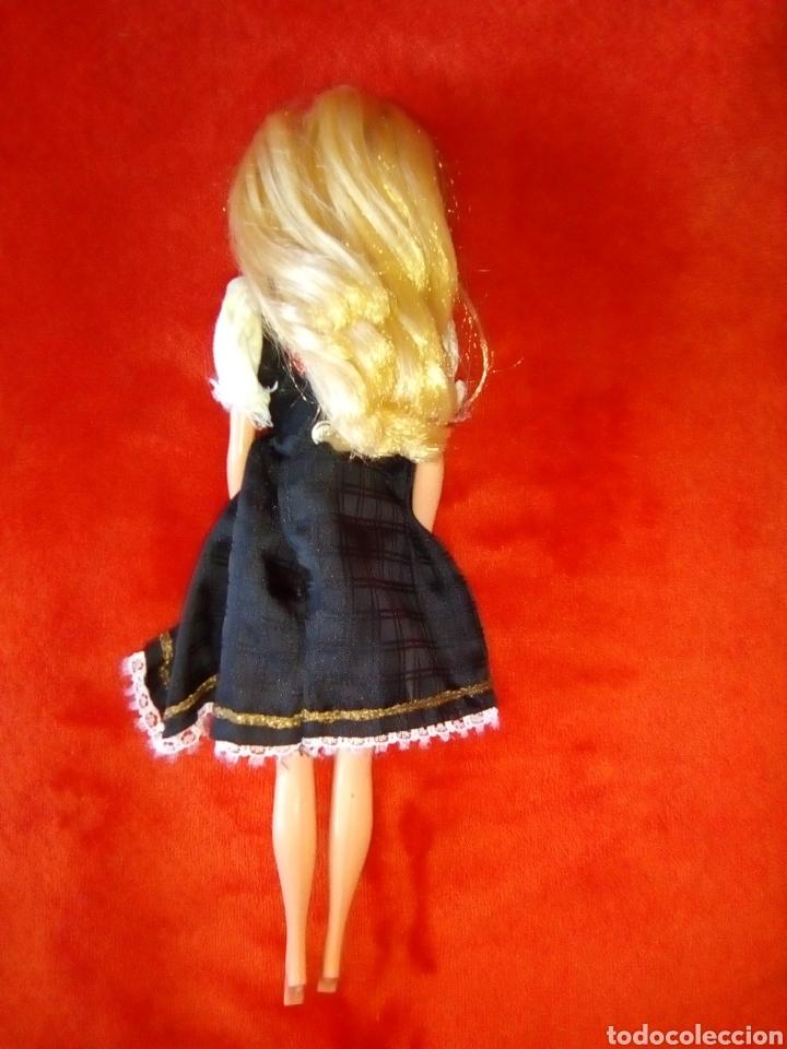 Barbie y Ken: PRECIOSA BARBIE FASHION PLAY RUBIO OSCURO 1966 HONG KONG - Foto 2 - 177703859