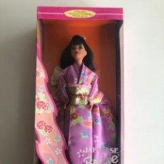 Barbie y Ken: BARBIE (BARBIE OF THE WORLD COLLECTION) JAPANESE. NUEVA EN SU CAJA.. Lote 178771632