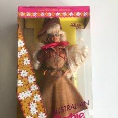 Barbie y Ken: BARBIE (BARBIE OF THE WORLD COLLECTION) AUSTRALIAN. NUEVA EN SU CAJA.1992. Lote 178772020