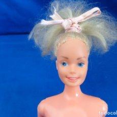 Barbie y Ken: BARBIE - ANTIGUA MUÑECA BARBIE CONGOST PARA PIEZAS O RESTURAR! SM. Lote 179017546