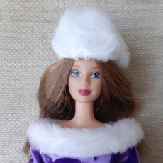 Barbie y Ken: MUÑECA BARBIE VESTIDA DE PRINCESA MOLDE MACKIE. Lote 179169967