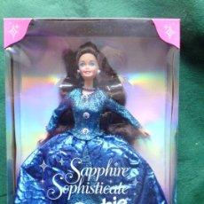 Barbie et Ken: SAPPHIRE SOPHLISTICATE ESPECIAL EDICION 1997. Lote 197214873