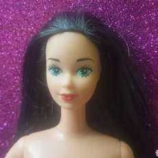 Barbie y Ken: MUÑECA BARBIE TARA LYNN WESTERN STAMPIN STEFFIE P.J. PJ PELO NEGRO B. Lote 180347448