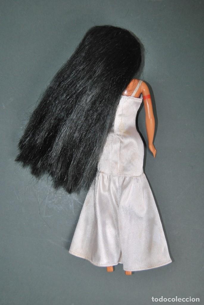 Barbie y Ken: MUÑECA POCAHONTAS - MATTEL - DISNEY - AÑOS 90 - Foto 3 - 180927823