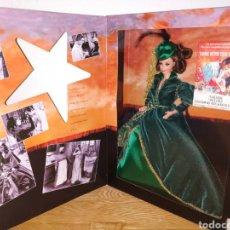Barbie y Ken: BARBIE ESCARLATA O'HARA. LO QUE EL VIENTO SE LLEVÓ. Lote 181670313