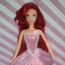 Barbie e Ken: GUAPISIMA MUÑECA ARIEL LA SIRENITA - DISNEY - MATTEL - 1995, DOLL, POUPÉE. Lote 183173526