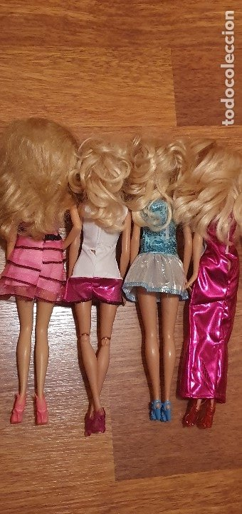 Barbie y Ken: Lote Barbie - Foto 3 - 183334563