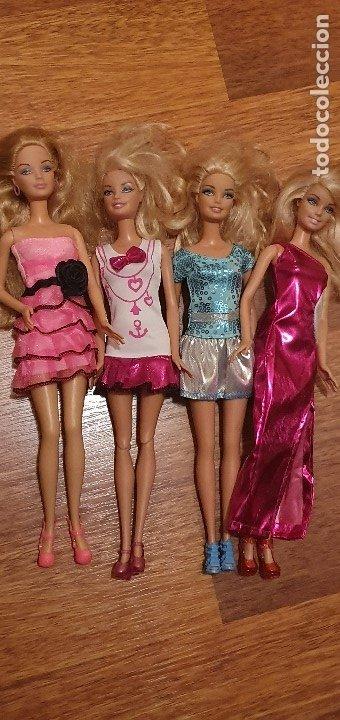 Barbie y Ken: Lote Barbie - Foto 2 - 183334563