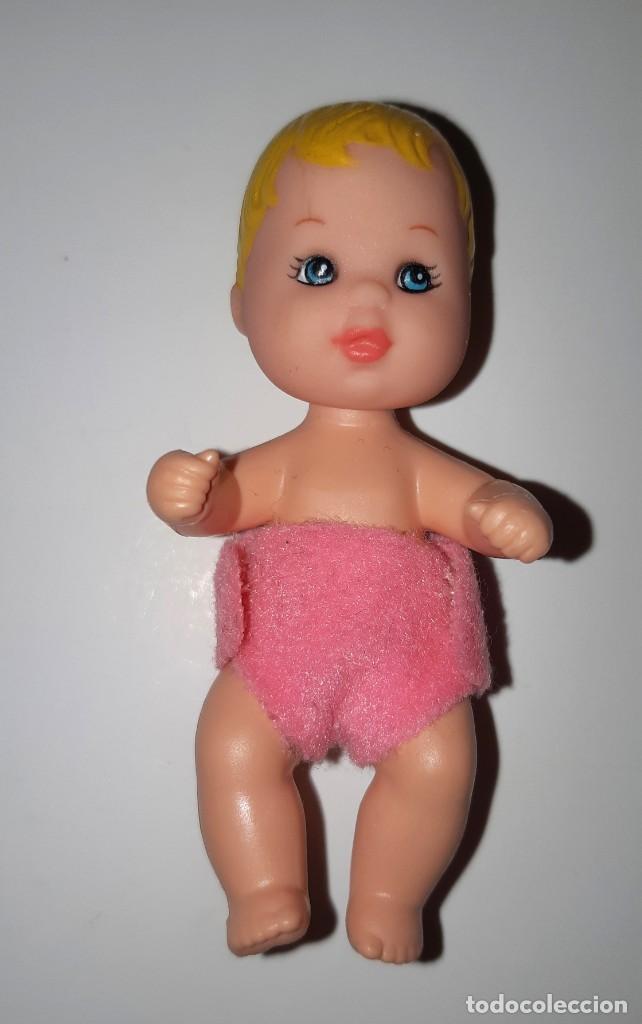 BEBE DE MUÑECA BARBIE DE MATTEL (Juguetes - Muñeca Extranjera Moderna - Barbie y Ken)
