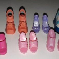 Barbie y Ken: LOTE ZAPATOS MUÑECA BARBIE - MY SCENE Y SIMILARES. Lote 184144923