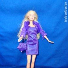 Barbie y Ken: BARBIE - BONITA MUÑECA BARBIE AÑO 1998, VER FOTOS! SM. Lote 184660186