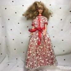 Barbie e Ken: MUÑECA BARBIE DE MATTEL. Lote 185721881